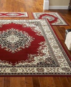 All 3 Piece Rug Sets
