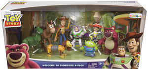 Disney Pixar Toy Story Welcome To Sunnyside Gift Set