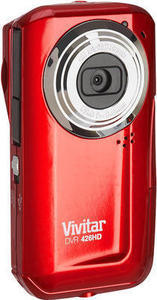 Vivitar 5.1MP DVR 426HD Digital Camcorder