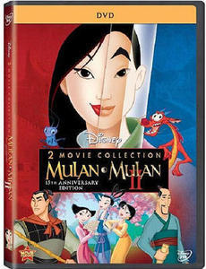 Mulan Movie Collection 2-Disc DVD