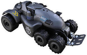 Erector Gears of War - Armadillo APC