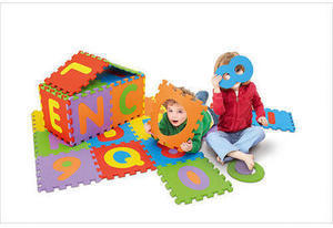 Imaginarium 36-Pc. Alphabet & Numbers Foam Puzzle Mat