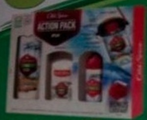 Old Spice Bath Set