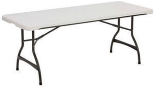 Lifetime 6' Commercial Grade Nesting Table