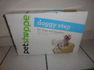 Pet Shoppe Doggy Steps w/ Card