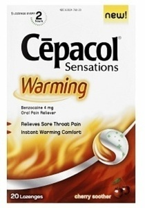 Cepacol Sensations Lozenges 4pk After Register Rewards