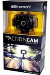 Emerson Action Digital Camera w/ Card