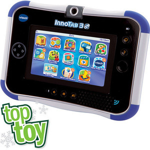 VTech InnoTab 3S Learning Platform - Blue