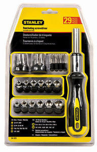 Stanley 29-Pc. Screwdriver Set