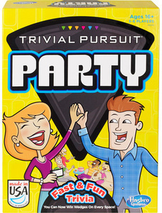 Hasbro Trivial Pursuit Party Game