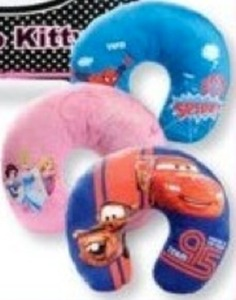 Kids' Licensed Neck Pillow