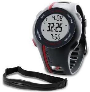 Garmin GPS 110 Forerunner Watch w/ Heartrate Monitor