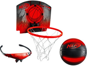 Nerf Firevision Sports Nerfoop Basketball Hoop Set