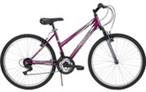 "Huffy 26"" Alpine Bikes for Men, Women, or Kids"