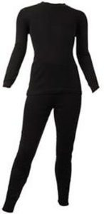 Terramar Kid's Polypropylene  2PC Long Underwear Set