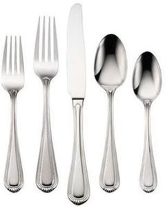 Oneida 45-pc. Countess Flatware Set