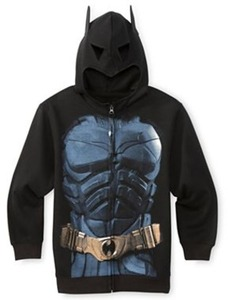 Costume Fleece Hoodie - Boys 8-20