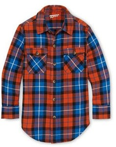 Arizona Boys' Flannel Shirt