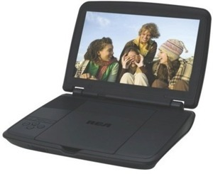 "RCA 10"" Portable DVD Player"