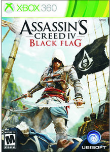 Assassin's Creed Black Flag (Xbox 360) + $20 Gift Card