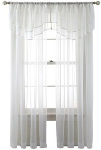 MarthaWindow Voile Window Treatments