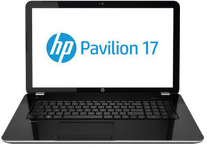 "HP Pavillion 17.3"" Laptop w/ 4GB RAM & 750GB HDD"