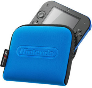 Nintendo 2DS Carry Case