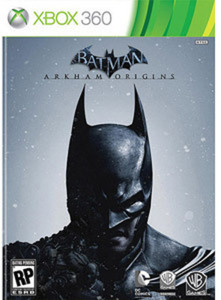 Batman Arkham Origin (PS3 or Xbox 360)