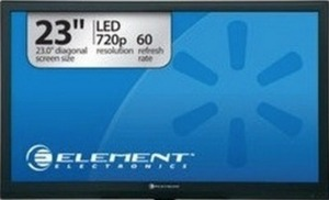 "Element 23"" Class LED HDTV"