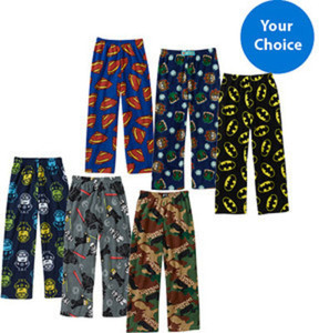 Boys' Character Sleep Pants