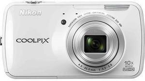 Nikon Coolpix S800c 16MP Digital Camera