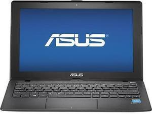 "Asus - 11.6"" Touch-Screen Laptop - 4GB Memory - 320GB Hard Drive - Black"