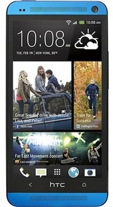 HTC One 32GB Mobile Phone - Blue