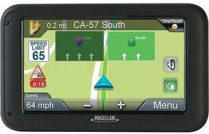 "Magellan - RoadMate 5230T-LM 5"" GPS w/ Lifetime Map and Traffic Updates"