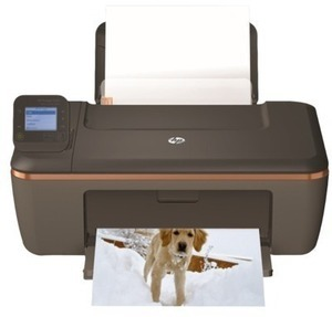 HP Deskjet 3510 e-All-in-One Wireless Printer