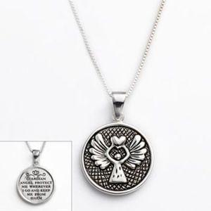 Timeless Sterling Silver Pendants