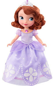 "Sofia the First 10"" Doll"