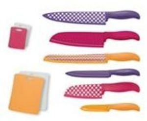 Farberware 16-pc Color Cutlery Set