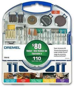 Dremel 110-Pieces Accessory Set