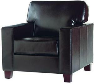 Home Decorators Collection Brexley Espresso Club Chair