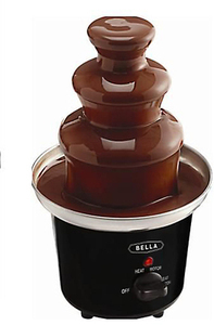 Bella Chocolate Foundue Fountain After Rebate