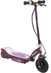 Razor E100 Electric Scooter - Purple
