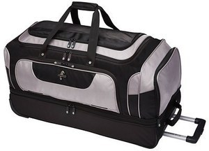 Atlantic 30'' Drop-Bottom Rolling Duffel