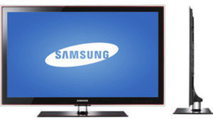 "Samsung UN46FH6030  46"" 1080p 120Hz LED 3D HDTV w/ Bonus Samsung Built-In Wi-Fi 3D Blu-ray Disc Player"