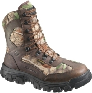 Wolverine Men's Buck Tracker Realtree Waterproof 800g Field Boots