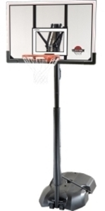 "Lifetime 50"" Steel Frame Portable Hoop"