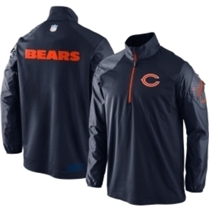 Men's NFL Performance Quarter-Zip Tech Tops