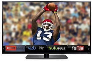 """VIZIO 50""""  LED 1080p 120Hz Smart TV w/ Wi-Fi"""