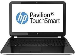 "HP Touch-Screen 15.6"" Laptop w/ AMD APU"