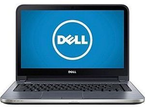 "Dell Inspiron I14RMT-7500SLV 14"" Touch Screen Laptop w/ Intel Core i5-4200U CPU, 8 GB RAM, 1 TB HD"